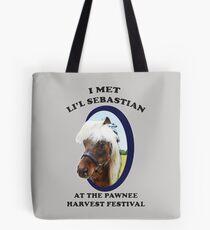 Lil Sebastian Tote Bag