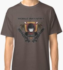 Veteran's Badge- Starship Troopers Classic T-Shirt