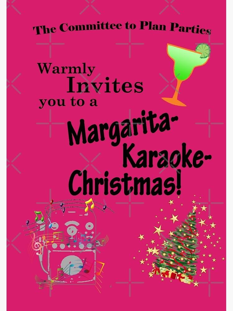Karaoke Party Spiral Notebook