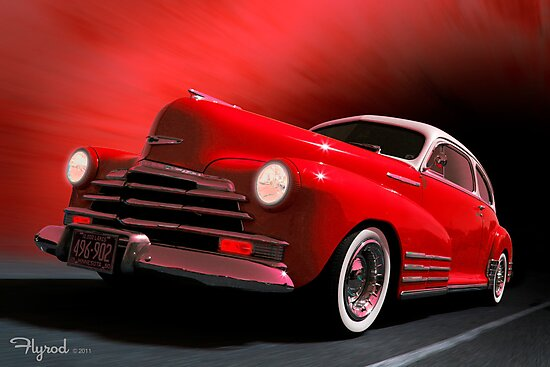 Lipstick and Desire by flyrod