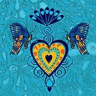 Dancing Butterflies by JanDeA