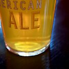 American Ale by Glennis  Siverson