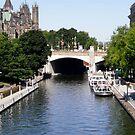 Rideau Canal, Ottawa, ON by Shulie1