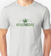 Healthcare - THC Marijuana/Cannabis T-Shirt