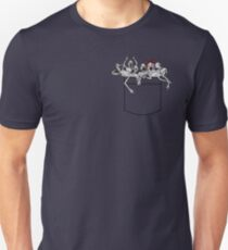 Pocket messengers from Bloodborne  T-Shirt