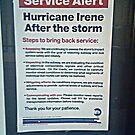 MTA & Irene by leystan