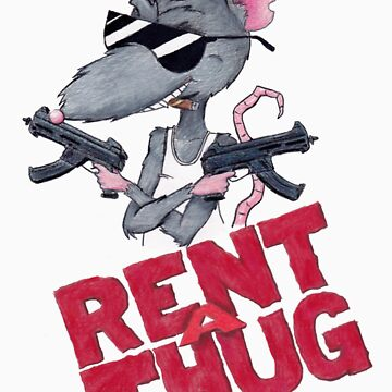 Rent-A-Thug, Inc. by roguebardmedia