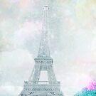Dreaming of Paris - Tour Eiffel by edarlingphoto