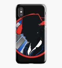 Agent Tracy iPhone Case