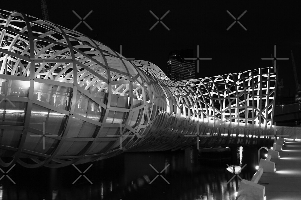 Bridge Cladding Series 1 by JHP Unique and Beautiful Images