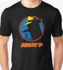 Agent P Unisex T-Shirt