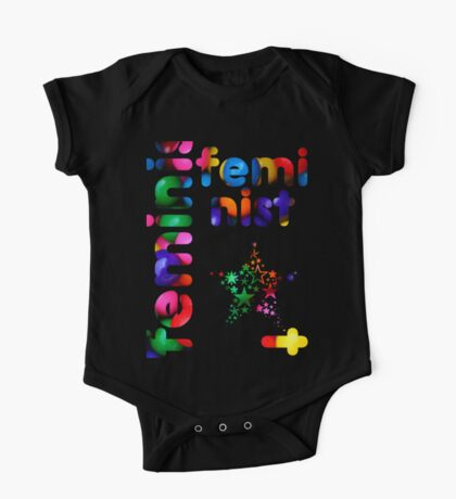 Jelly Bean Feminist Kids Clothes