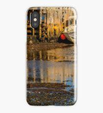 Blue Rocks, Nova Scotia iPhone Case