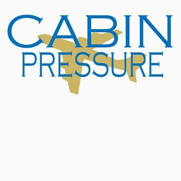 Cabin Pressure by trisidael