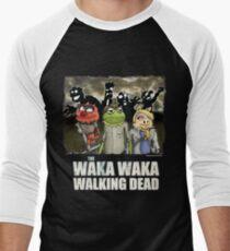 The Waka Waka Walking Dead Men's Baseball ¾ T-Shirt