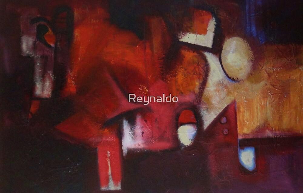 Angel At The dawn by Reynaldo