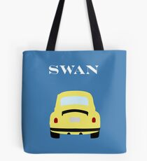 Once Upon a Time - VW Swan Tote Bag