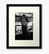 Lummox (The Expendable Ape) Framed Print