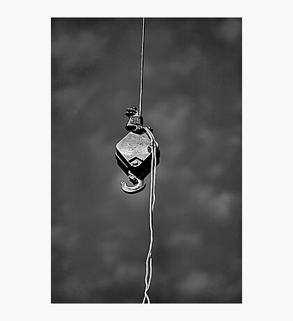 Skyhook Photographic Print