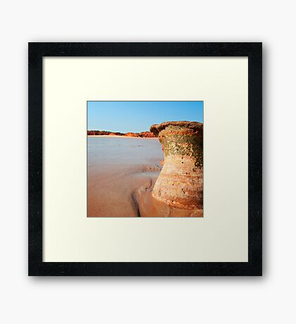 James Price Point Framed Print