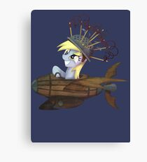 My Little Pony - MLP - Derpy Hooves Canvas Print