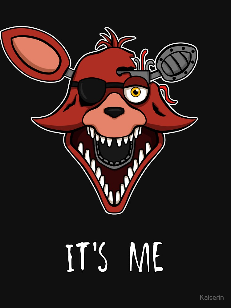 Five Nights at Freddy's - FNAF 2 - Foxy - It's Me by Kaiserin