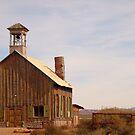 Old School house by kristal ingersoll