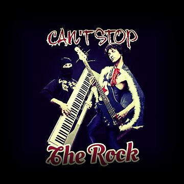"NSP ""Can't Stop The Rock"" by Sariplier"