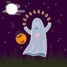 Happy Halloween! by Dave Sliozis