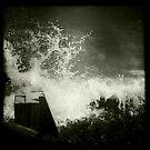 Crashing Wave - Sheringham, Norfolk, UK by Richard Flint