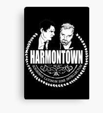 Harmontown Canvas Print