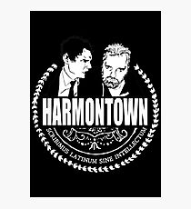 Harmontown Photographic Print