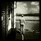 Taking in the View - Wells-next-the-sea, Norfolk, UK by Richard Flint