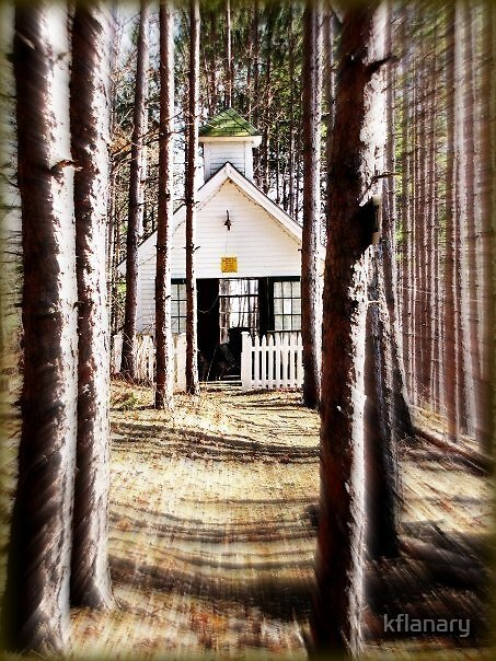 Chapel in the Woods by kflanary