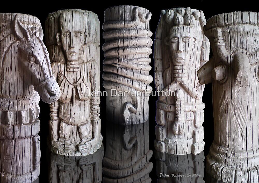 Totem Pole by John Darren Sutton