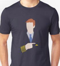 Sir Captain Martin Crieff Unisex T-Shirt