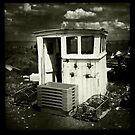 The Old Wheelhouse - Brancaster Staithe, Norfolk, UK by Richard Flint