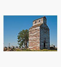 Occident Elevator, Lambert, Montana Photographic Print