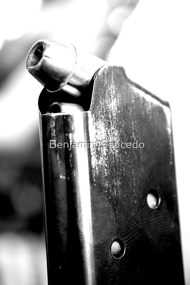 Cold Trigger  by Benjamin  Saucedo
