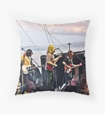 The Sheepdogs Throw Pillow