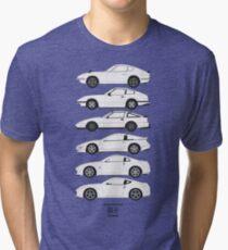 Nissan Fairlady Z History Tri-blend T-Shirt