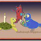 Children's Art by madhuspace