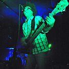 Plush Bassist by Alani