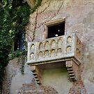 Balcone di Romeo e Giulietta by Martina Fagan