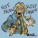 Not Now Silent Singer - Light by Nick Beale