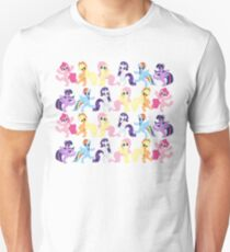 My Grateful Pony Unisex T-Shirt