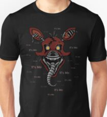 Five Nights at Freddy's - FNAF 4 - Nightmare Foxy - It's Me Unisex T-Shirt