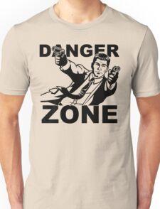 Archer Danger Zone FX TV Funny Cartoon Cotton Blend Adult T Shirt Unisex T-Shirt