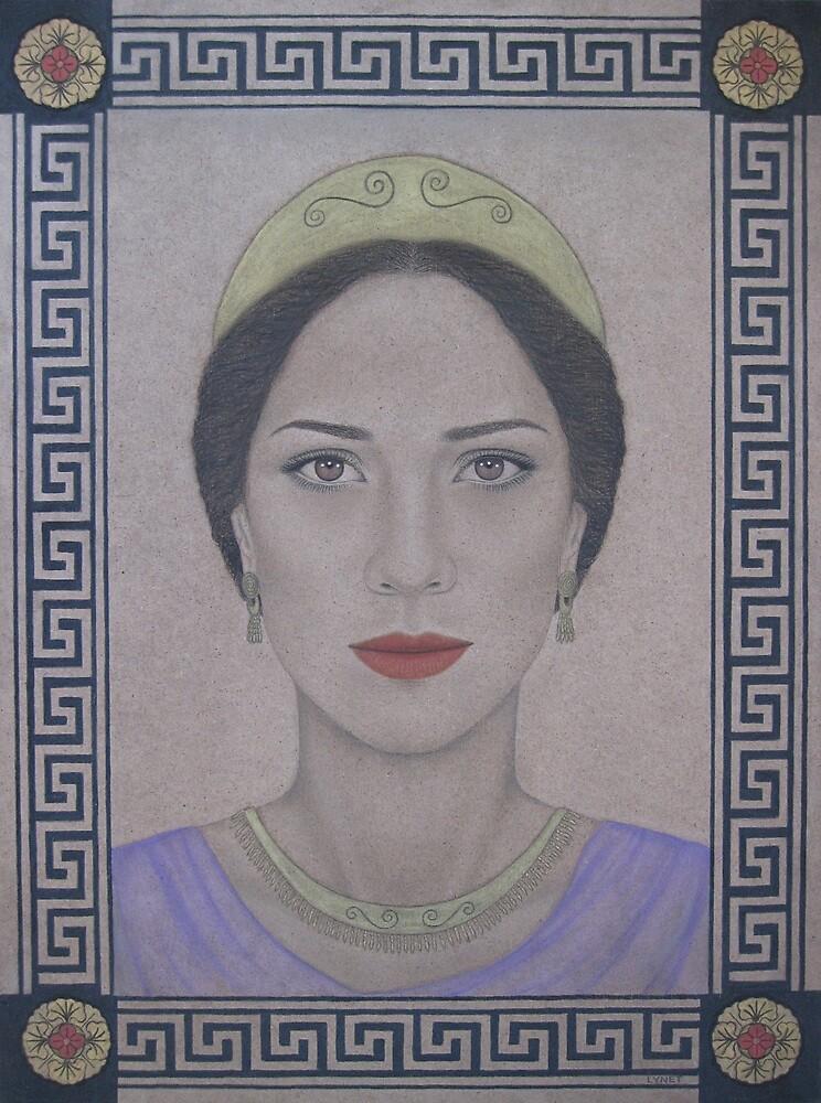Hera by Lynet McDonald