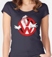 Golfbusters Women's Fitted Scoop T-Shirt